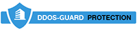 DDoS Protection Powered by  DDos-GuarD